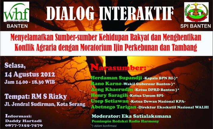 Undangan Dialog Interaktif Desaku