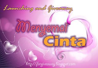 Give Away - Menyemai Cinta